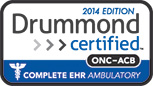 2014 Edition Drummond Certified