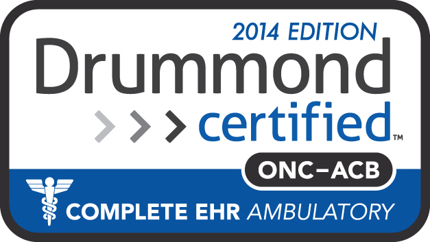 Drummond Certification Seal