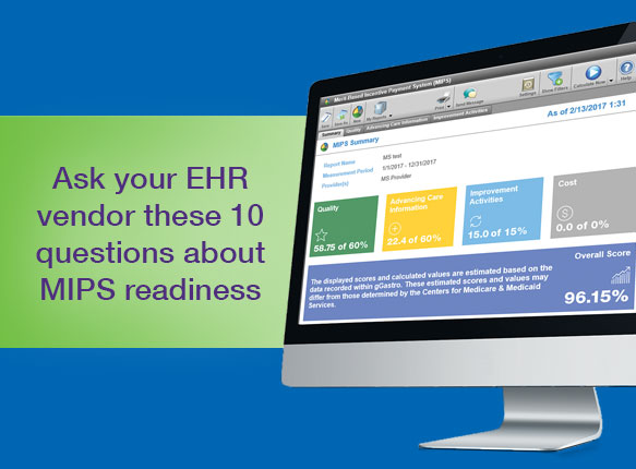 10 questions to ask your EHR vendor